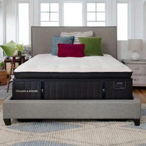 Stearns and Foster Cassat Luxury Plush Pillowtop