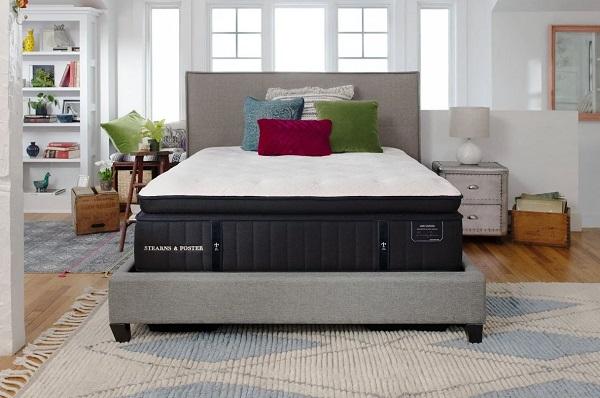 Stearns and Foster Cassat Luxury Firm Pillowtop