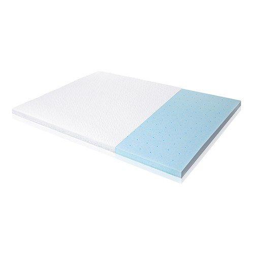 2.5″ Gel Memory Foam Mattress Topper