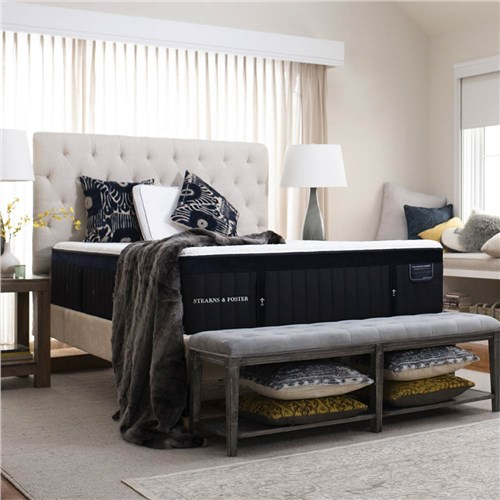 Stearns and Foster Lux Estate Hybrid Pollock™ Plush Mattress